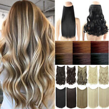 Thick Best Hair Secret Halos Wire Hair Extension Invisible Head Band Extensions