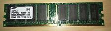 256 MB DDR Ram, PC1600 (DDR-200), 200 MHz, DIMM...