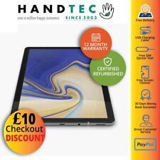 Samsung Galaxy Tab S4 64GB 10.5in Wifi Android Tablet Negro-Grado A Excelente