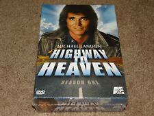 HIGHWAY TO HEAVEN The Complete First Season 1 One (2011, 7-Disc DVD Set) SEALED