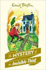 The Mystery of the Invisible Thief (The Mystery Series), New, Blyton, Enid Book