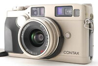 【N MINT】Contax G2 Rangefinder Film Camera 28mm f/2.8 Lens From JAPAN