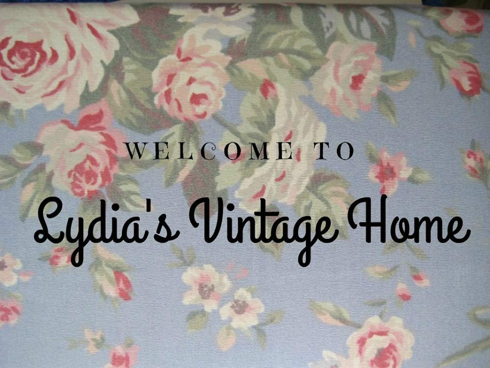 Lydia's Vintage Home