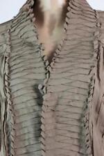 BCBGMAXAZRIA  Sz M 6 8 Ladies Raw Edge Jacket  - BUY ANY 5 GET FREE POST
