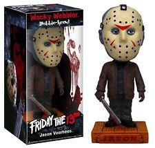 Funko Friday the 13th Wacky Wobbler Jason Voorhees Bobble Head NEW (((VAULTED)))