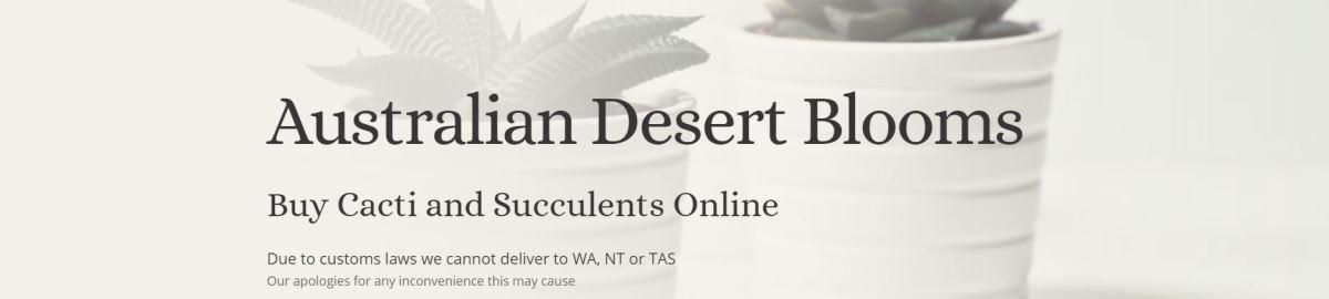 AUSTRALIAN DESERT BLOOMS