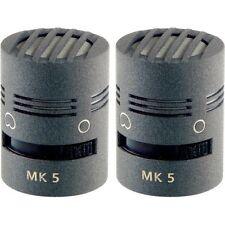 Schoeps MK5 Capsules Omni/Cardiod Pattern