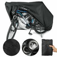 Fahrrad Garage Abdeckung Faltbar Wasserdicht Abdeckplane Schutzbezug Cover DE