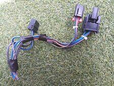 OEM 2005-06  Jeep Wrangler TJ   AC/Heater Control Wire Plug