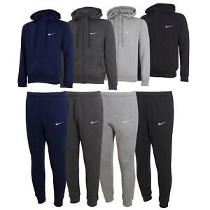Nike Mens Tracksuit Bottoms Jogging Joggers Hoodie Club 19 Trousers Winter Sale