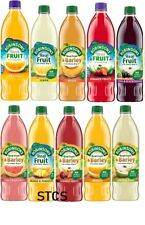 Robinsons NO ADDED SUGAR 1 L-Orange Citron Summer fruits Orge pomme poire raisin