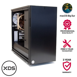 i9 9900K 5.0GHz 8 Core,64GB 3000MHz,1TB M2.0,8GB WX 5100,TB.3 macOS Big Sur