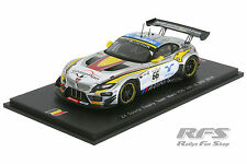 BMW Z4 GT3 - Martin / Müller / Farfus - 24 Hours of Spa 2014 - 1:43 Spark SB097
