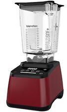 Blendtec Designer 625 Blender with Wildside+ Jar Pomegranate