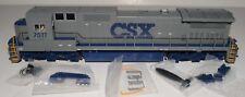 ATLAS Master Gold DC/DCC Quantum Sound Dash 8-40C locomotive, CSX # 7511, LOT 75