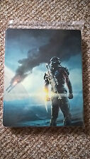 Mass Effect Andromeda Steelbook Steelcase g2 ps4 XBOX ONE MINT NEW -- NO GAME