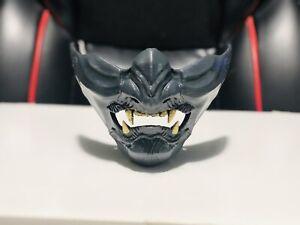 Ghost of Tsushima mask maschera replica scala 1:1 ps4