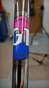 Very Strong Lay Back Seat Post 22.2 7/8 GT Dyno Haro Hutch  Redline BMX ef87