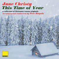 This Time Of Year - June Christy Cool Jazz Christmas Music CD