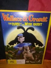 Wallace And Gromit - The Curse Of The Were-Rabbit (DVD, 2006)