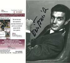 Louis Jourdan Signed James Bond Villain Authentic 5x7 Photo (JSA) #E51349
