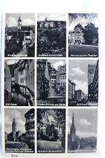 AK GERA /Thüringen Mehrfachfotos von ca.1940, gelaufen Topp Zustand