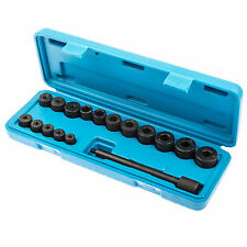 Kupplungszentrierdorn 17-tlg. Set Kupplungszentrierwerkzeug Kupplungsdorn Satz
