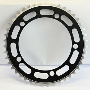 Old School BMX Chainring 5 Bolt  130BCD Black