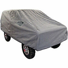 1966-1977 Ford Bronco Full Car Cover 4 Layer with Lock Kit & Bag Gray