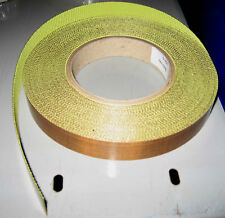 PTFE / Glass Woven Tape 30Mtrs x 20mm x 10Thou