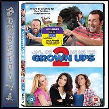 GROWN UPS 2 - Adam Sandler & Kevin James **BRAND NEW DVD **