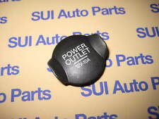 Ford Mustang Expedition Focus 12v Power Outlet Plug Cover Cap  NEW OEM
