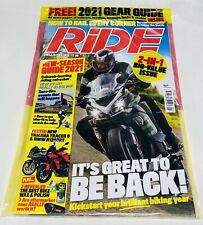 RIDE MAGAZINE May 2021 With FREE 2021 GEAR GUIDE! (NEW