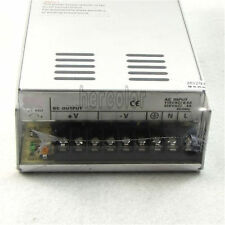 36V 11A 400W AC/DC PSU Regulated Switching Power Supply CNC CE