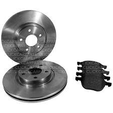 "Ford Focus 2 Apec Front Brake Discs & Pads11/04->16"""