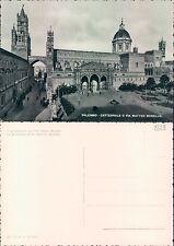 PALERMO - CATTEDRALE E VIA MATTEO BONELLO               (rif.fg.8328)
