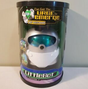 Vintage 2000 Johnny Bot - Little Bot Extreme - Interactive Robot Toy - VERY RARE