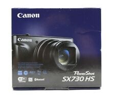Canon PowerShot SX730 HS 20.3MP Digital Camera - Black (NEW) Factory Sealed