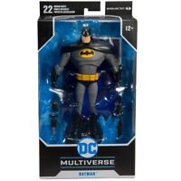 DC Multiverse Animated - Batman (The Animated Series) - 7 Inch Action Figure
