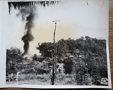 WWII BURMA IBT PHOTO - MARS TASK FORCE in ACTION 18 JAN 1945