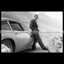 #pha.018513 Photo ASTON MARTIN DB5 SEAN CONNERY JAMES BOND 007 GOLDFINGER