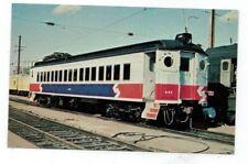 Vintage Railroad Train Post Card SEPTA 442