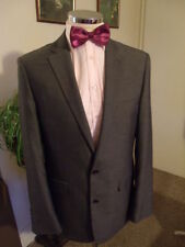 Men's Two Button Trousers Polyester Suits & Tailoring