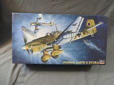 Hasegawa 1:48 Junkers Ju87R-2 Stuka Model Kit OPEN 09115