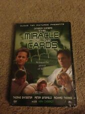 THE MIRACLE OF THE CARDS DVD NEW