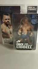 UFC CHUCK LIDDELL ACTION FIGURE ULTIMATE COLLECTOR SERIES 1(060)