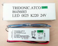 LED Konverter Netzteil 25 Watt 24 Volt Tridonic LED 0025 K220 24V / 86456003