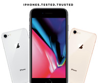 Apple iPhone 8 - 64GB & 256GB - All Carriers - All Colors