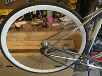 Phil Wood High Flange/ Velocity Deep-V Track Wheels