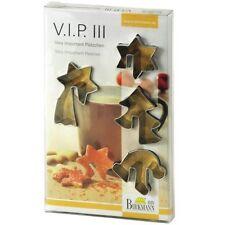 Ausstechform Tassenkekse VIP III Weihnachten Ausstecher Birkmann